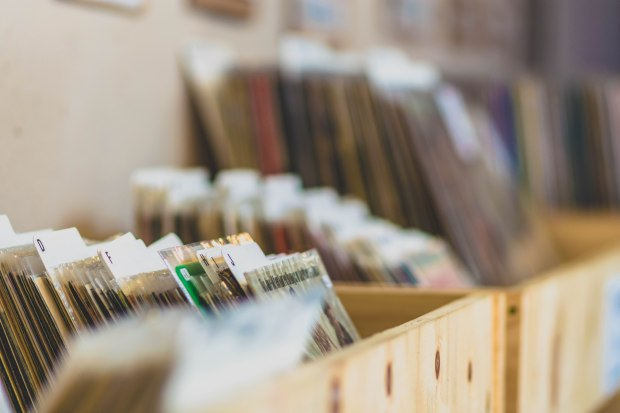 Cliffs Coffee, Yoga and Records in Cliftonville