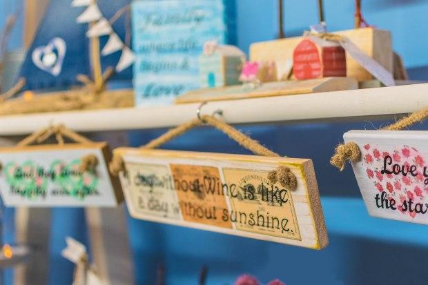 Mica' Coastal Crafts in Old Kent Market
