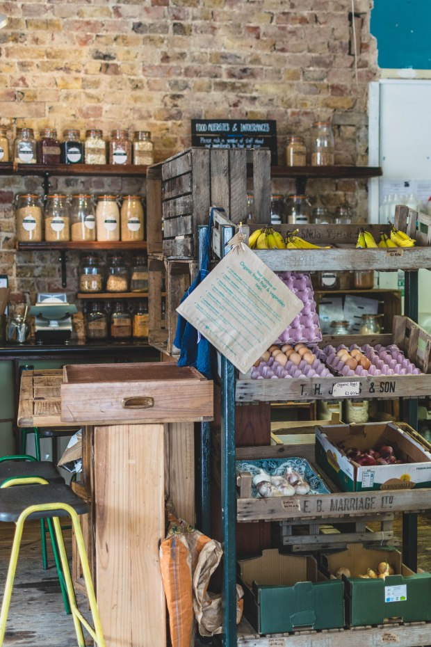 The Grain Grocer in Cliftonville
