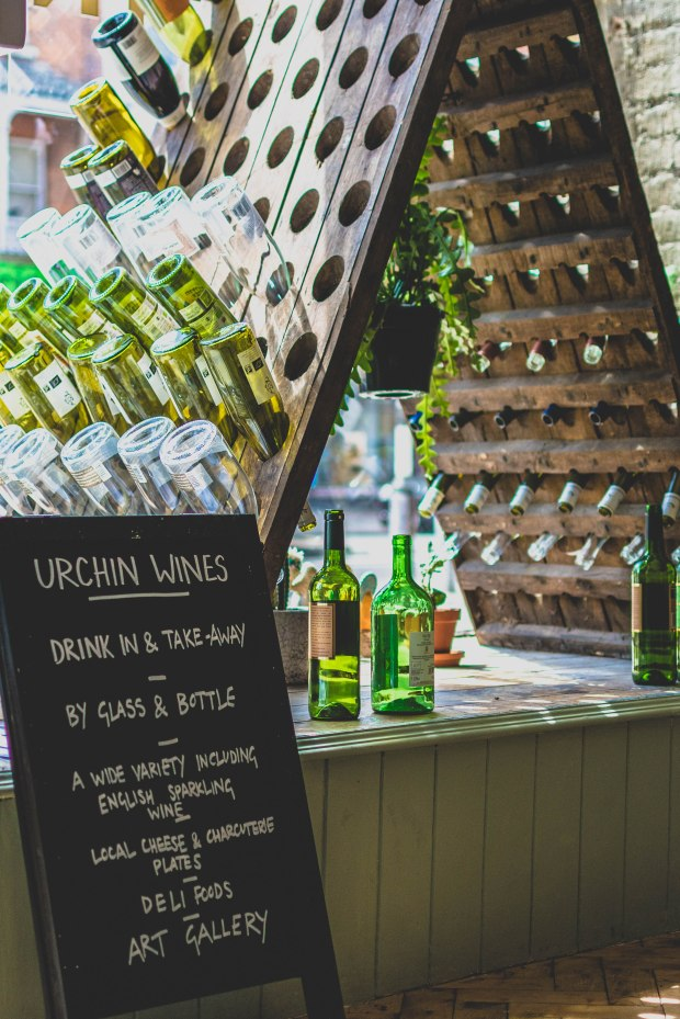 Urchin Wines in Cliftonville