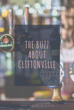 Cliftonville is a trendy and cosmopolitan area with a vibrant community and some great cafes and bars to visit.